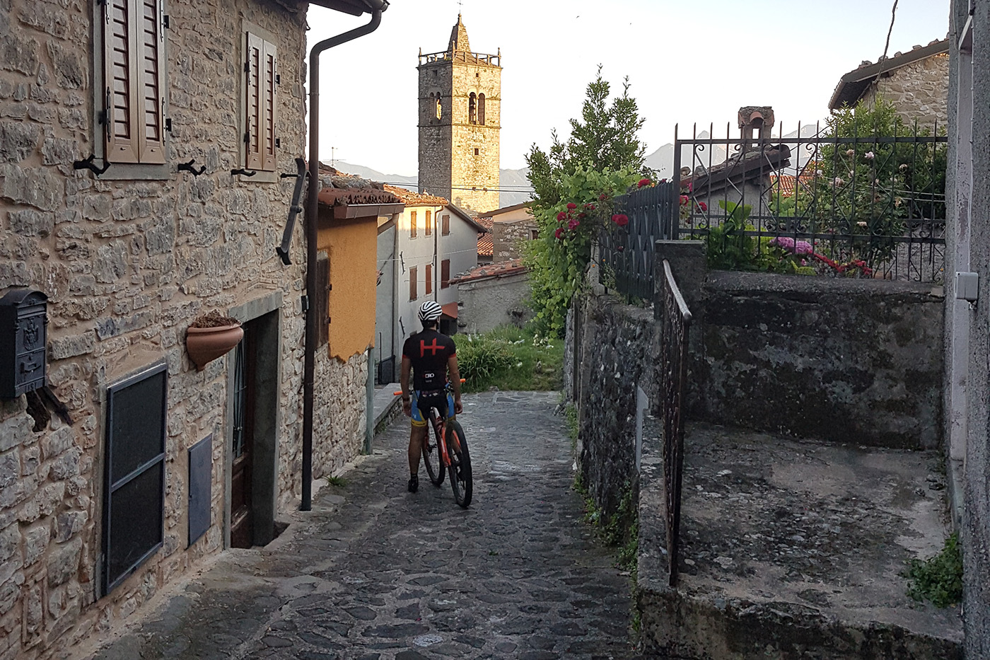 Guide mountain bike Garfagnana